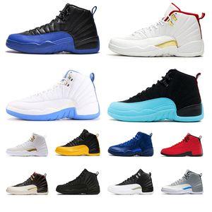 nike air jordan retro Новое прибытие 12s мужская обувь для баскетбола 12 выпускной пакет XII класс 2003 CP3 мужчины дизайнер кроссовки West Forsyth женские трианеры размер 7-13