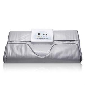 Perdita di peso che dimagrisce Coperta 3 Zone FIR Far Infrared Sauna Detox avvolgere macchina di bellezza sottile