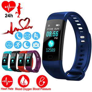 Smart Watch Activity Heart Rate Tracker smart bracelet fitness tracker wristband IP67 Waterproof band Pedometer for IOS Android