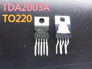 50pcs / lot novos Circuitos integrados TDA2003 TDA2003A TO220 em frete grátis estoque