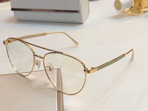 New eyeglasses frame women men brand eyeglass frames brand eyeglasses frame clear lens glasses frame oculos 216 with case