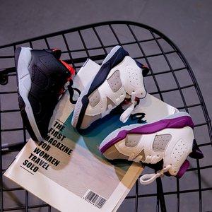 bambino a buon mercato Bambini Uptempo bambini di pallacanestro scarpe di alta qualità delle ragazze dei ragazzi Retro Designer scarpe per bambini scarpe da corsa Enfant Chaussures