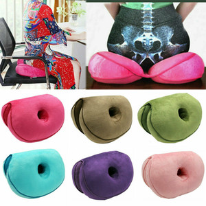 New Posture That Corrects The Cushion That Forms The Beauty Backseat Lifts The Hip Push Up Plush Cushion Dual Comfort Cushion