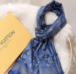 New Fashion Designer Silk Scarf Hot Sale Women Luxury Spring Winter Shawl Scarf Brand Scarves Size about 180x70cm 6 Color with Box Option
