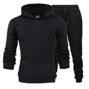 mens chándales diseñador del Norte capucha chándales de los pantalones Negro Blanco Rojo Amarillo Azul para hombre Deportes Moda Ropa Casual ropa deportiva