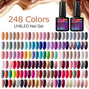 Kapalı Taban Top Coat Soak UV Jel Vernik Kalıcı Modelones Tırnak Jel Polonya Glitter Renk Pembe UV Oje LacquerLong