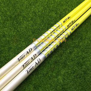 New Golf clubs shaft TOUR AD MT-5 Graphite Golf wood shaft Regular Stiff or SR flex 6pcs lot wood clubs shaft Free shipping