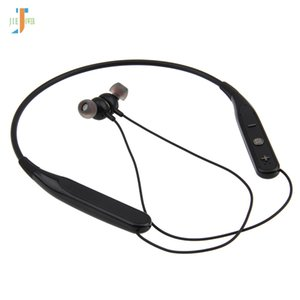 50pcs / lot 무선 블루투스 이어폰 스테레오 스포츠 귀마개 이어폰 무선 in-ear 헤드셋 마이크와 아이폰 7 Samsung Cheapest