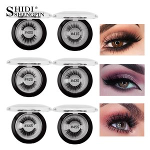 3D Wispy Dramatic Eyelash Mink Box Wholesale Mink Packaging Custom False Eyelashes Lashes Lashes Natural Eyelash Extension Makeup Strip Xiab