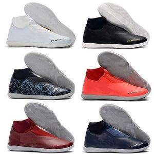 2019 Nuovi tacchetti da calcio Phantom Vison Academy DF IC scarpe da calcetto Academy MG TF mens scarpe da calcio scarpe calcio originale di alta qualità