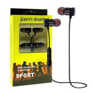 M5 Bluetooth Casque sans fil métallique Courir Sport écouteurs avec micro Earset MP3 Oreillettes BT 4.1 pour Samsung LG Smartphone 01
