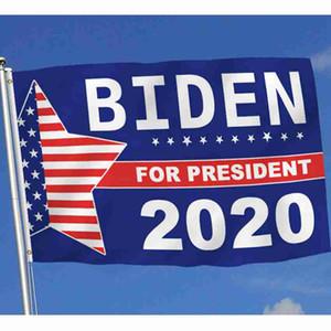 90 * 150cm 2020 Joe Biden Bayrak Amerika Cumhurbaşkanlığı Seçim Bayrağı ABD Başkanı Biden, 2020 Bayraklar Parti Banner Bayraklar ZZA2334 50Pcs