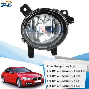 ZUK Ön Tampon Sis Lambası Sis Işık Foglight İçin BMW 3`F30 F31 F35 1` F20 F21 2 `F22 F23 4`F32 F33