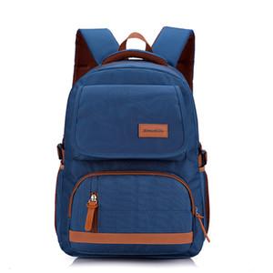 Sınıf 4-7 ilköğretim okulu öğrencileri schoolbag kadın erkek asil orta okul çantası yüksek dereceli yüksek öğrenciler sırt çantası