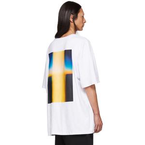 FEAR OF GOD ESSENTIALS T-shirt California Photos TEE FOG Cotton T-Shirt Street Hip Hop Fashion T Shirt