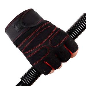 Fitnesshandschuhe Schwergewicht Sport Übung Gewichtheben Handschuhe Bodybuilding Training Fitness Fitness Handschuhe für Fiting Radfahren