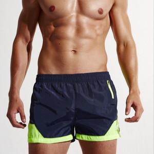 Estate del ragazzo Surf Trunks mens asciugatura rapida Sexy Suits Swimwear creativo Swim Boxer maillot de bain Bathing Wear Drop Shipping