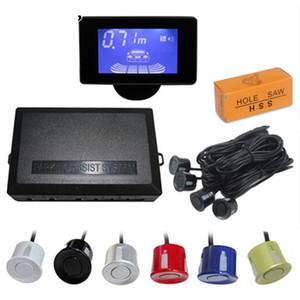 Auto estacionamiento Parktronic Sensor Kit Display 4 sensores para Cruze Aveo Captiva Lacetti Cruz chispa coche Orlando Epica de Sonic