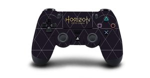 1pcs Horizon Zero Dawn PS4 Skin Sticker Decal Vinyl For Sony PS4 PlayStation 4 Dualshock 4 Controller Skin Stickers