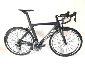 2020 Cipollini RB1K THE ONE الكربون الدراجة الطريق مجموعة كاملة الكربون دراجة دراجة دراجة BICICLETTA R8000carbon الفاصلة 50mm