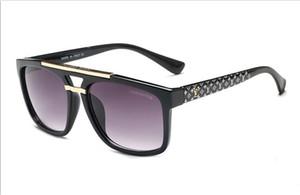 Mode luxe classique 9013 lunettes de soleil Européen Américain polygonale hommes lunettes de soleil marque conduisant lunettesmens femmes lunettes de soleil designer