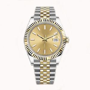 11 del reloj para hombre de color automático mecánico del reloj de Bussiness estilo reloj de pulsera clásico 41mm 2813 el movimiento de acero inoxidable reloj de pulsera