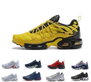 2019 Top champagnepapi Mercury Plus Tn Ultra SE Black Running Shoes Plus TN shoe Women Mens Trainers Sports Sneakers 36-46
