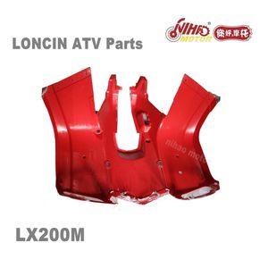 208 LONCIN ATV Parçaları LX200M Ön çamurluk Quad Yedek motor 250cc 200cc parçaları Nihao Motorlu LX250F Lazer RATO JIANSHE BASHAN