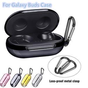 Для Samsung Galaxy Почки TPU гальванических Роскошная про оболочки 4 цвета 360 ° защита Высокое качество отпечатков пальцев бесплатно Anti-Loss обложка чехол