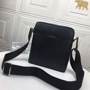 Fashion Designer Messenger Bag Men High Quality Real Leather Envelope Bags Mens Shoulder Bag New Letter