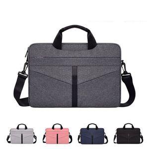 Aktentasche Handtasche 13.3 14 15.6 Zoll Computer-Laptop-Taschen für HUAWEI Dell Asus Lenovo Acer Macbook Pro XIAOMI