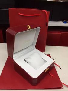 Для женщин Для CRD Inner Outer Оригинал Box Часы Коробки Документы по сертификации Документы карты Руководство Перевод Кошелька часов коробка