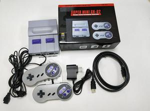Coolbaby SN-02 슈퍼 HDMI 4K HD 미니 클래식 게임 콘솔에 대한 NES 클래식 레트로 TV 비디오 (821) 8 비트 게임 콘솔 FC
