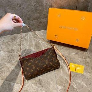 kids handbags luxury designer genuine leather shoulder bag High quality latest ladies chain Cross Body shopping 2