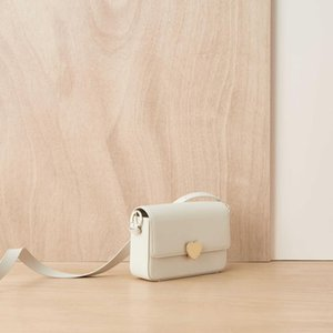 Designer-couro genuíno ombro único pacote axila Bag Mulher Concise quadrado pequeno bolsas de luxo mulheres desenhador