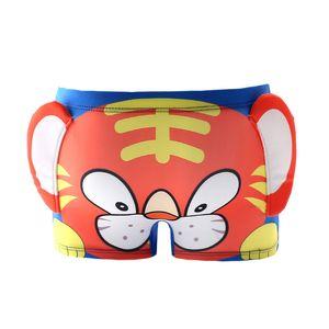 New 2020 Baby Boys Swimming Trunks 3D Animal style Boys Beach Fashion Shorts Adjustable Kid Boys Beach wear Sports Pant-SW445