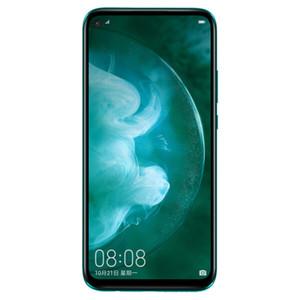 """Оригинальный Huawei Нова 5Z 4G LTE сотовый телефон 6GB RAM 64GB 128GB диск Кирин 810 окта Ядро 6.26"""" Полный экран 48MP отпечатков пальцев ID лица Мобильный телефон"""