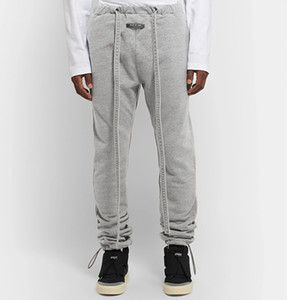 NEW 19SS FEAR OF GOD 6TH Track Pants Fashion Street Skateboard Men Women Casual Trousers Sport Breathable Pants SIZE XS-L