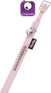 Karlie 30 cm de piel de piedra de 11 mm en polvo rosado del gato tas.xs HB-003987283
