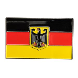 German State Ensign Flag Germany Eagle Pin Badge