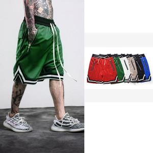 Männer Casual Shorts Sommer Kleidung Tragen Mode Kühle Lose Halbe Shorts Angst Des Gottes Jogginghose Justin Bieber Shorts