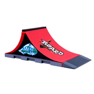 hot sale skate park ramp parts for fingerboard finger board achildren baby play supplies