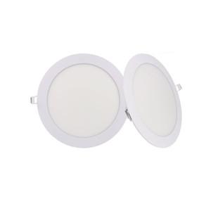 LED plafond lumière panneau de LED 6W 9W 12W 15W 18W 21W AC85-265V éclairage intérieur LED / Rond Carré Down Light
