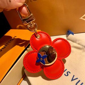 9 designer keyrings top brand key rings, high quality titanium steel key rings, dazzle design key rings matching box