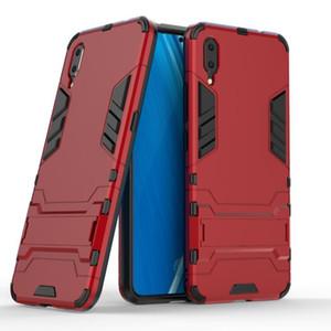 Für Vivo X23 Fantasy Case Stand Robustes Combo Hybrid Rüstung Halterung Auswirkungen Holster Schutzhülle Für BBK Vivo X23 Fantasy