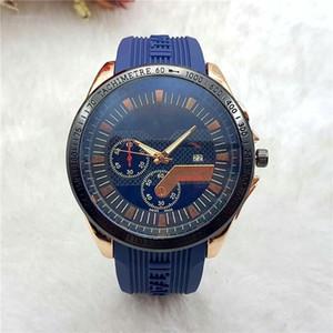 TAG Оптовая Дешевые Цена Мужские Спортивные наручные часы 45мм кварцевый Мужской Время Часы Часы с резинкой оффшорах
