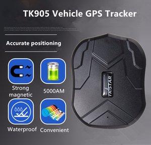 Per TK905 GPS GSM GPRS dell'automobile del veicolo potente magnete di monitoraggio Tracker Tempo reale dispositivo Dropshipping 2019 NUOVO