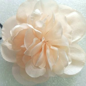 30pcs / lot simulação Dahlia parede flor cabeça montado flor para o casamento de DIY casa decoração artificial flor falsificada coroa