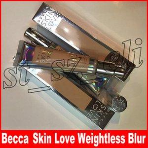 Becca Skin Love Крем для невесомых пятен Крем для белья и ванили 2 цвета для лица MAKEUP