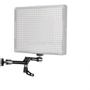 Freeshipping 10 '' Multifunktions-Magic Arm A10 für Bildschirm-LED-Licht-Kamera-Mount für Flash-LCD-Monitor neu gestartet